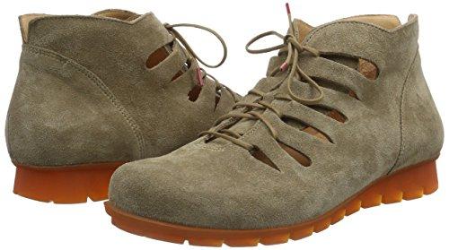 Women's 27 Think Menscha Desert taupe Boots kombi Beige daCqZ4wxvq