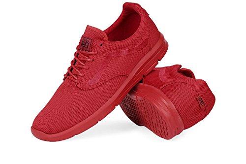 Scarpe Da Ginnastica Rosse Riflettenti Iso 1.5 Mono Rosso