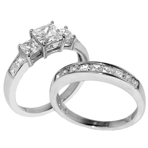 Lanyjewelry Three Princess Stainless Wedding product image