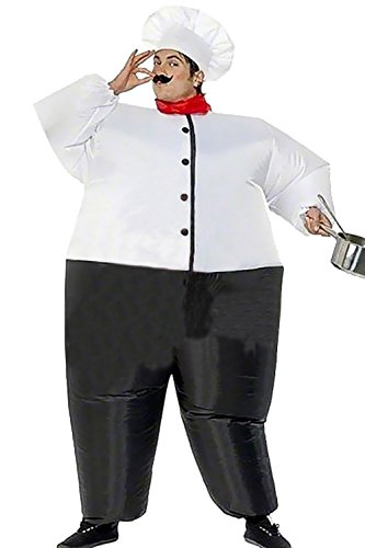 Infla (Master Chef Adult Costumes)