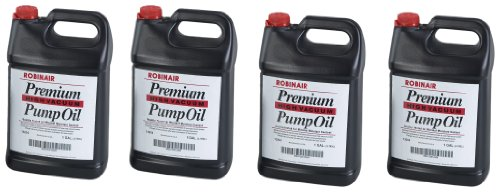 Robinair 1 Gallon Oil - 1