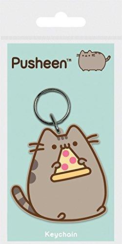 Pusheen 4 1art1® clés Cm X Pizza Porte 6 Axxwq6SU