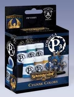 Privateer Press Formula P3 Cygnar Colors Paint (Privateer Press Paint Set compare prices)