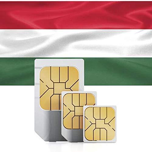 Tarjeta SIM de Datos de Alta Velocidad de 12GB de prepago para los pa/íses balc/ánicos Bulgaria, Croacia, Hungr/ía, Rumania, Eslovenia v/álida Durante 30 d/ías.