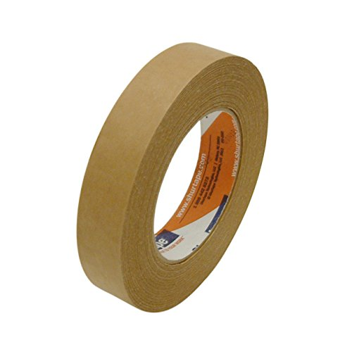 Kraft Packaging Tape (Shurtape FP-96 General Purpose Kraft Packaging Tape: 1 in. x 60 yds. (Kraft))