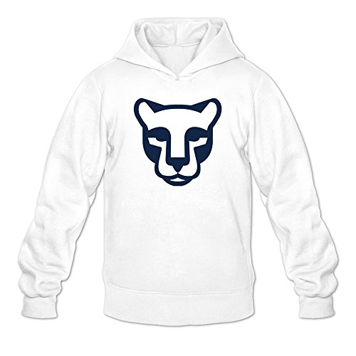 Men's Schedule Mascot Penn State Nittany Lions Sweatshirt White