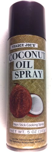 Trader Joes Coconut Oil Spray