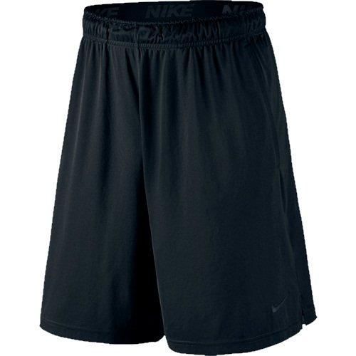 "Men's Nike Fly 9"" Dry Training Short Black/Dark Grey Size X-Large"