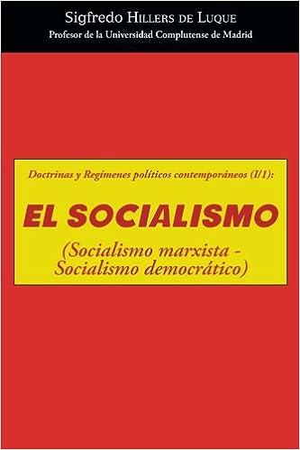 Libro español descarga gratuita online. Socialismo, El (NO-FICCIÓN) 841633983X MOBI