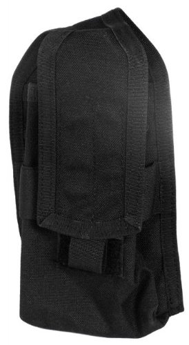 BLACKHAWK! S.T.R.I.K.E. PRC-112 Radio Pouch with Speed Clips, Black