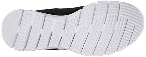Skechers Instant Sport manera marco zapatilla de deporte Black/White