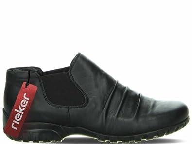 Rieker Schuhe Halbschuhe Slipper Birthe