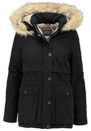 Winterjacke damen schwarz amazon