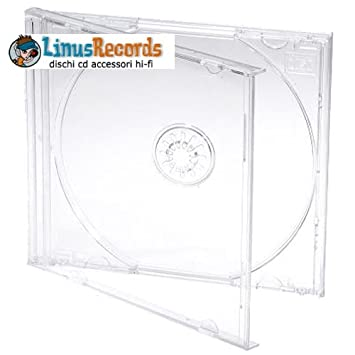 15 JEWEL CASE - CAJA PARA CD (TRANSPARENTE): Amazon.es: Deportes y aire libre