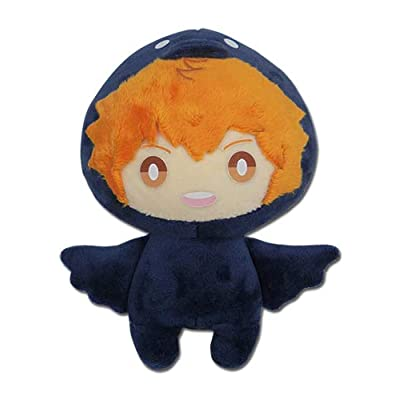 Great Eastern Entertainment Haikyu!! S2 - Hinata Crow Plush 6'': Toys & Games