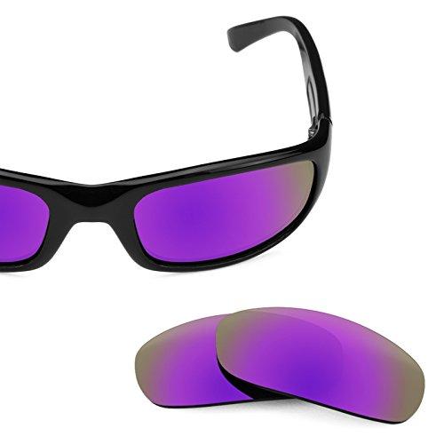 Púrpura de para Mirrorshield Opciones Polarizados — Stingray Plasma MJ103 Maui Lentes repuesto múltiples Jim PwHdFxq