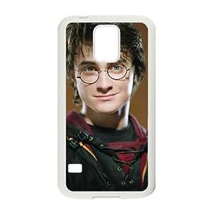 Samsung Galaxy S5 Phone Cases White Harry Potter DFJ542744