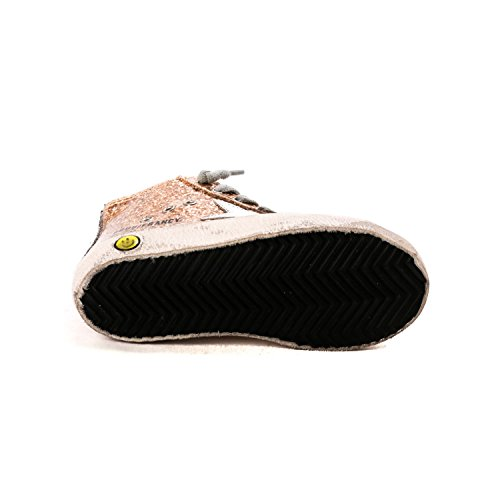 Kids Francy Goose Glitter Golden S6 Sneakers Gold G30KS002 TBwf4