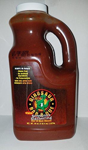 Dinosaur Bar-B-Que Original Sensuous Slathering BBQ Sauce-68