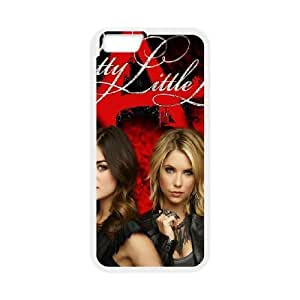 iPhone 6 Plus 5.5 Inch Case Image Of Pretty Little Liars YGRDZ22086 Plastic Custom Phone Cases Cover