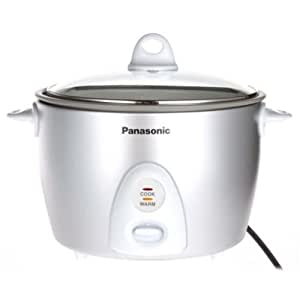 10-cup Rice Cooker/Steamer with Basket