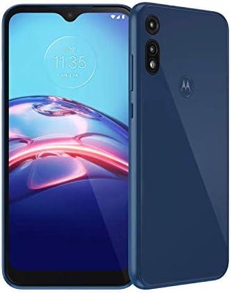 Moto E | Unlocked | Made for US through Motorola | 2/32GB | 13MP Camera | 2020 | Blue