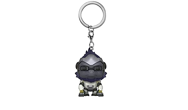 Pop! Keychain Overwatch - Llavero Winston: Amazon.es ...