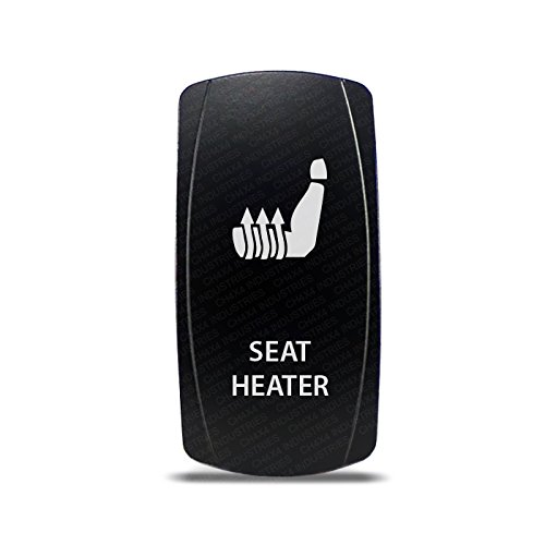 CH4x4 Rocker Switch Seat Heater Symbol -Red LED (Seat Heater Rocker Switch compare prices)