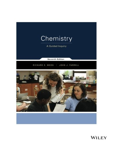 Chemistry: A Guided Inquiry, 7th Edition (Chemistry Book 7th Edition)