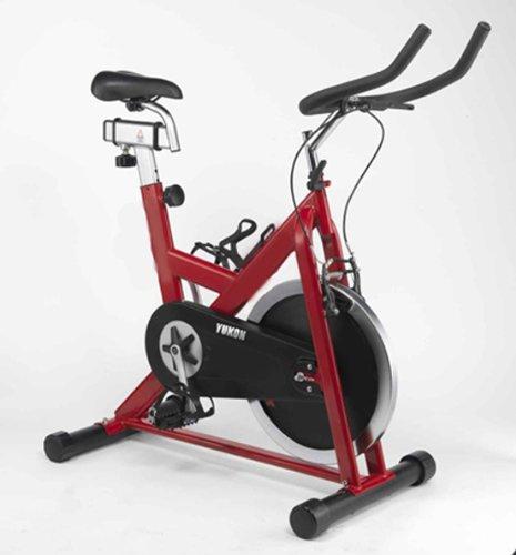Higol Indoor Exercise Cycle Bike Yukon Fitness