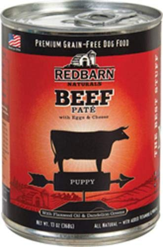 017023 Pate Dog Cans- Puppy Beef, 13 Oz, 1Piece