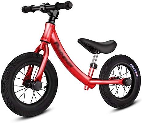 AIDELAI Bicicleta para niños pequeños, Bicicleta de Equilibrio de ...