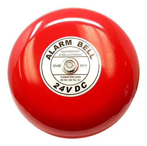 Fire Alarm Bell, 24 Vdc, 6