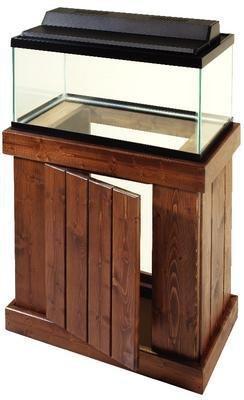 67482-55-Gallon Pedestal Stand - Aquarium Stands - Each