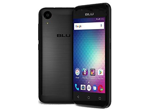 BLU Advance 4.0 L3 – Factory Unlocked Phone (Black)