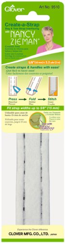 Create-A-Strap with Nancy Zieman Interfacing 1 pcs sku# 650805MA
