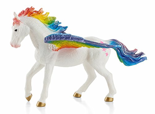 MOJO Pegasus Rainbow Toy Figure