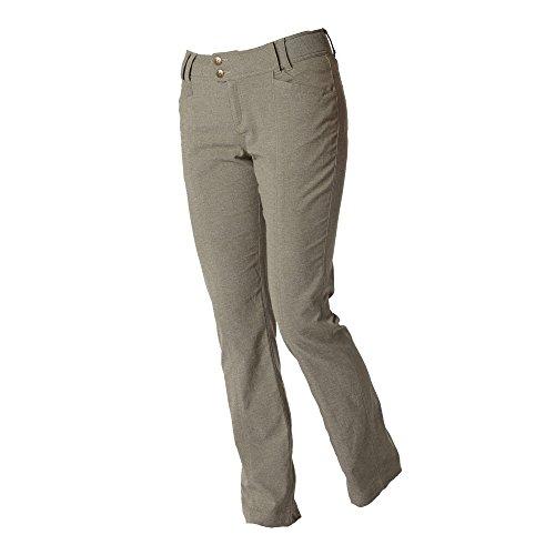 Dry Semi Fitted Capri Pants (Royal Robbins Women's Herringbone Discovery Strider Pants,EVERGLADE ,10-Short)