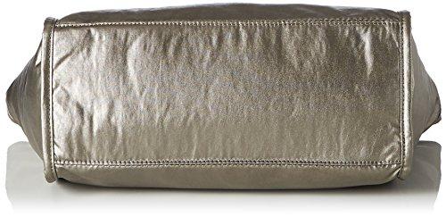 Kipling S New Metallic Or Shopper Pewter Cabas rqvraw0Tx