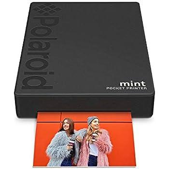 Amazon.com : Polaroid ZIP Wireless Mobile Photo Mini Printer ...