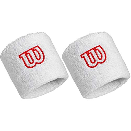Wilson WR5602-B W Tennis Wristband