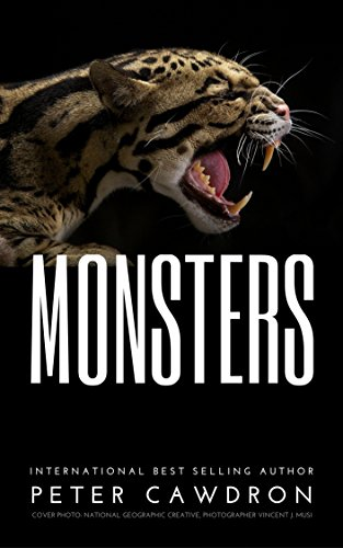 Book: Monsters by Peter Cawdron