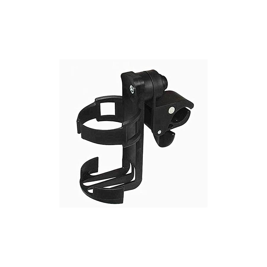 ACMISE Cup Holder, Drink Holders, 360 Degrees Universal,For Baby Stroller/Pushchair, Bike Cup Holder, Convenience Store Cups and Bottles