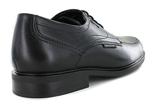 Mephisto - Zapatos de Cordones de Otra Piel Hombre negro