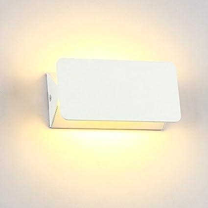 HAIZHEN Camera da letto testiera luce a parete corsia LED Lampada da ...