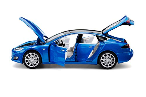 SASBSC Model S Toy car Alloy Model Cars Pull Back Toy Cars for 3 + Years Old