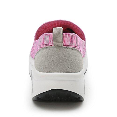 Ciclismo LFEU da Scarpe rosa Donna q4r4F6WXw