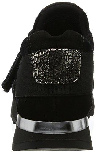 Daniel Hechter Dames 927293613469 Sneaker Zwart (zwart / Zwart)