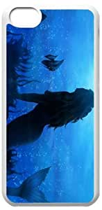 Mermaid Popular fashion iphone 4/4s iphone 4/4s case white + Free Gift