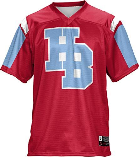 ProSphere Horseshoe Bend High School Men's Football Jersey (Thunderstorm) FCF4